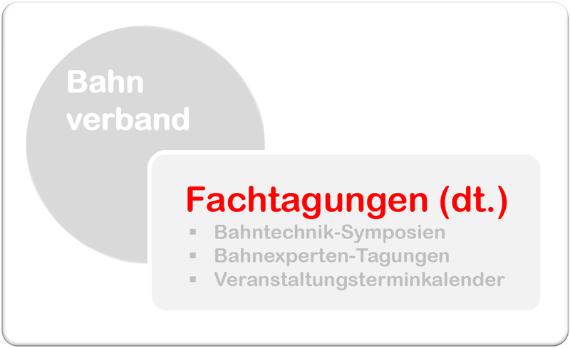 Bahnverband.de - Fachtagungen