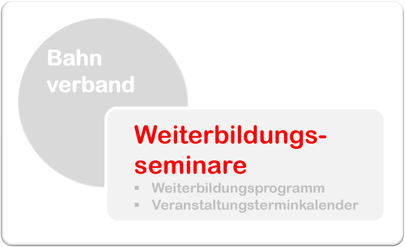 Bahnverband.de - Seminare
