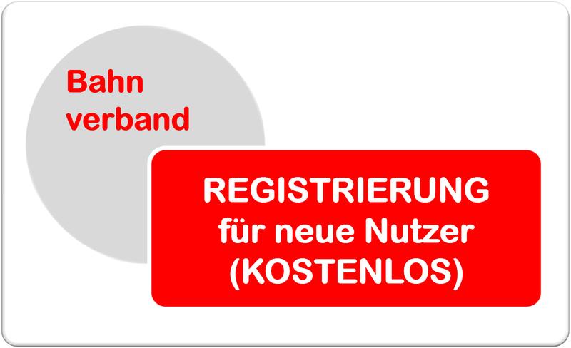 Bahnverband.de - Registrierung